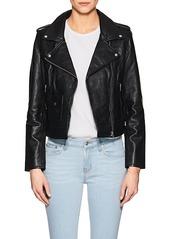 Barneys new york barneys new york womens leather moto jacket abvba68bb17 a