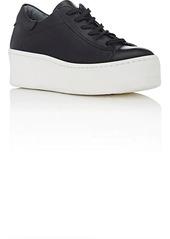Barneys New York Women's Leather Platform Sneakers