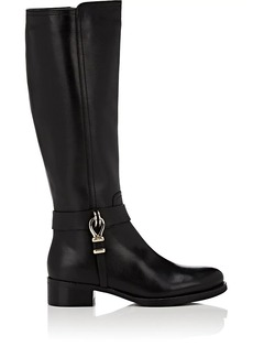 Barneys New York Women's Leather Riding Boots