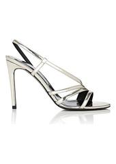 Barneys New York Women's Leather Slingback Sandals