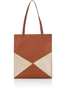 Barneys New York Women's Leather Tote Bag