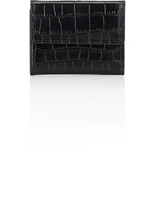 Barneys New York Women's Medium Leather Wallet - Black