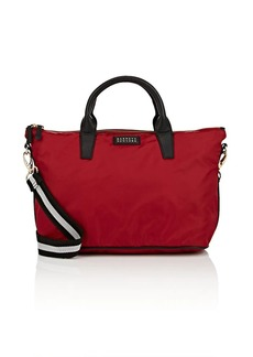 Barneys New York Women's Monica Satchel - Red