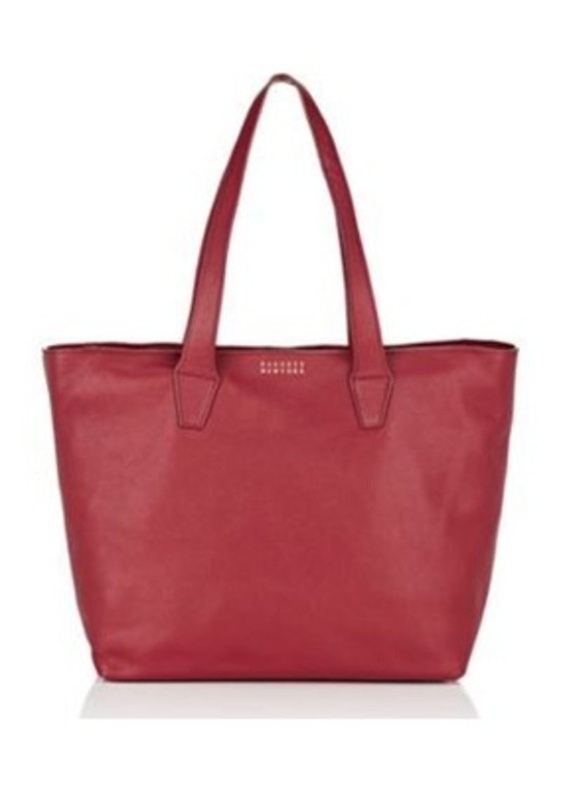 Barneys New York Womens Leather Tote Bag WFZUEuu