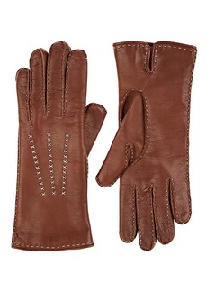 Barneys New York Women's Nappa Leather Gloves