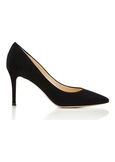 Barneys New York Women's Nataly Pointed-Toe Pumps - Black