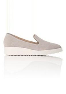 Barneys New York Women's Platform-Wedge Loafers