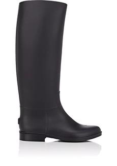 Barneys New York Women's PVC Riding Rain Boots