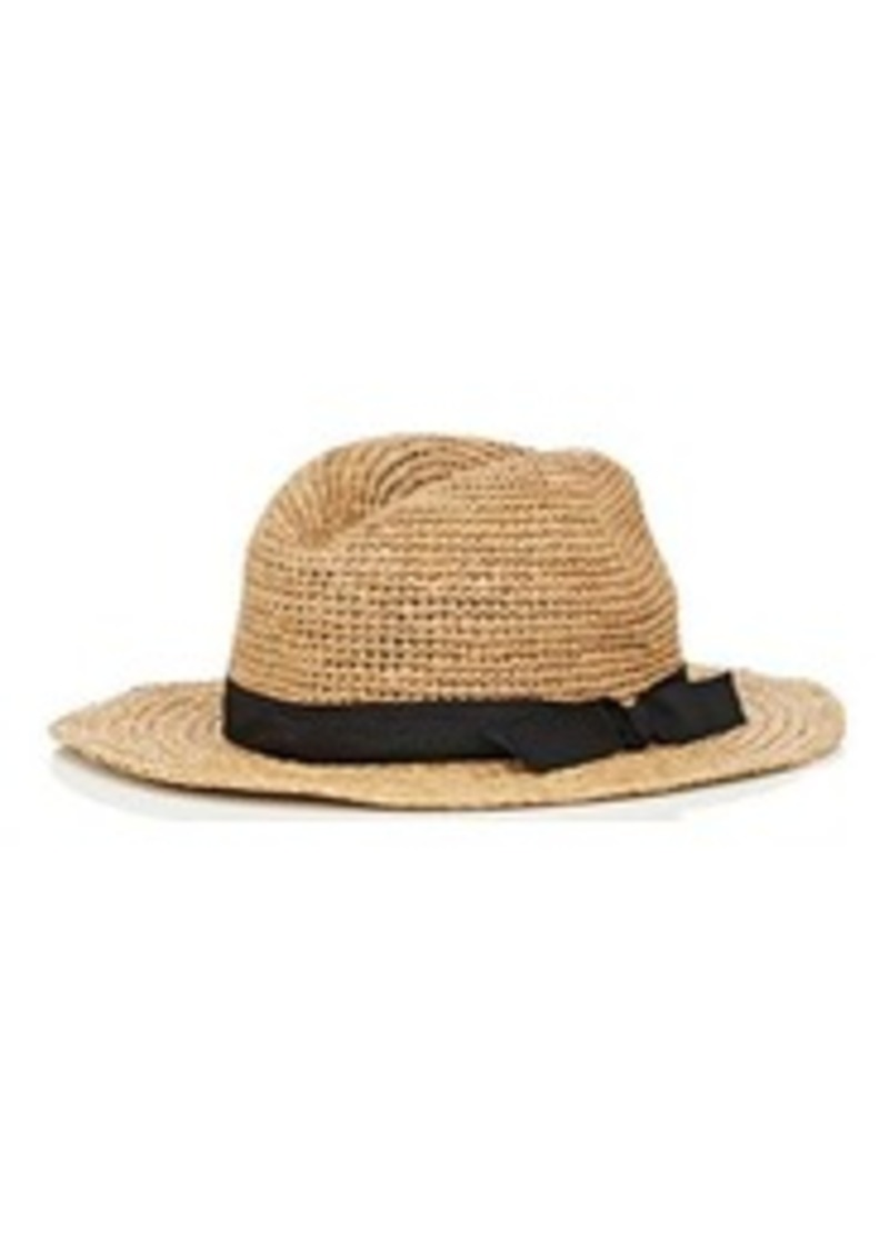 Womens Raffia Rancher Hat Barneys New York Un2JrC