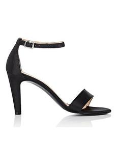 Barneys New York Women's Satin Ankle-Strap Sandals