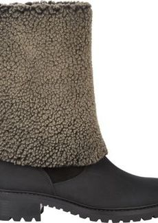 Barneys New York Women's Shearling-Cuff Gita Boots