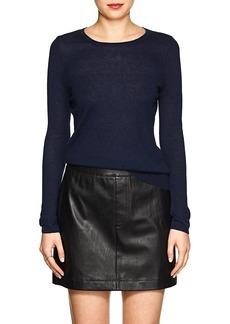Barneys New York Women's Silk-Cashmere Crewneck Sweater
