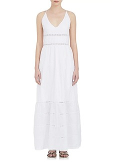 Barneys New York Women's Sleeveless Maxi Dress
