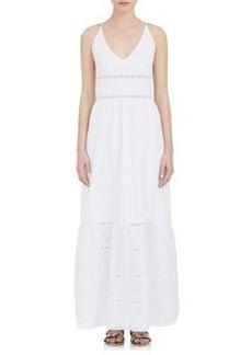 Barneys New York Women's Sleeveless Maxi Dress
