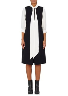 Barneys New York Women's Slit-Front Sleeveless Dress