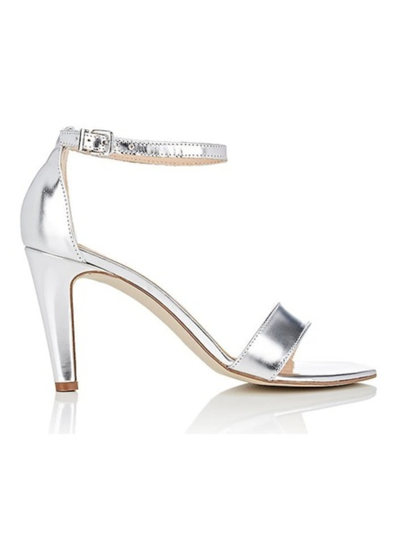 Barneys New York Women's Specchio Leather Ankle-Strap Sandals