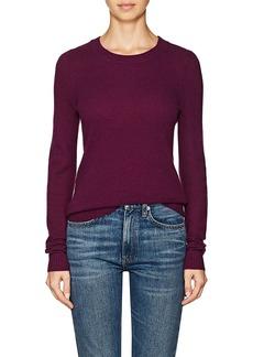 Barneys New York Women's Stockinette-Stitched Cashmere Sweater