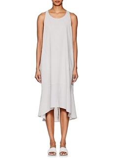 Barneys New York Women's Striped Cotton-Blend Maxi Dress