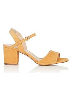 Barneys New York Women's Suede Ankle-Strap Sandals
