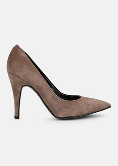 Barneys New York Women's Suede Pumps