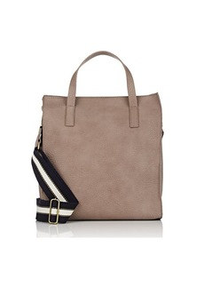 Barneys New York Women's Top-Zip Tote Bag