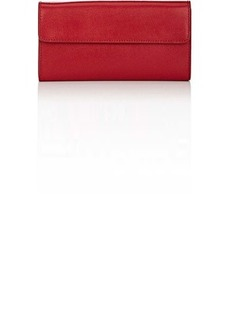 Barneys New York Women's Travel Wallet - Red