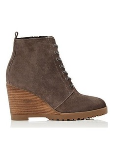 Barneys New York Women's Wedge Ankle Boots