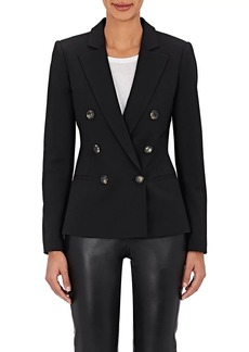 Barneys New York Women's Wool-Blend Double-Breasted Jacket