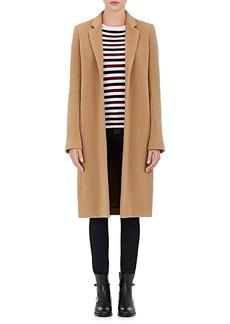 Barneys New York Women's Wool-Cashmere Melton Car Coat