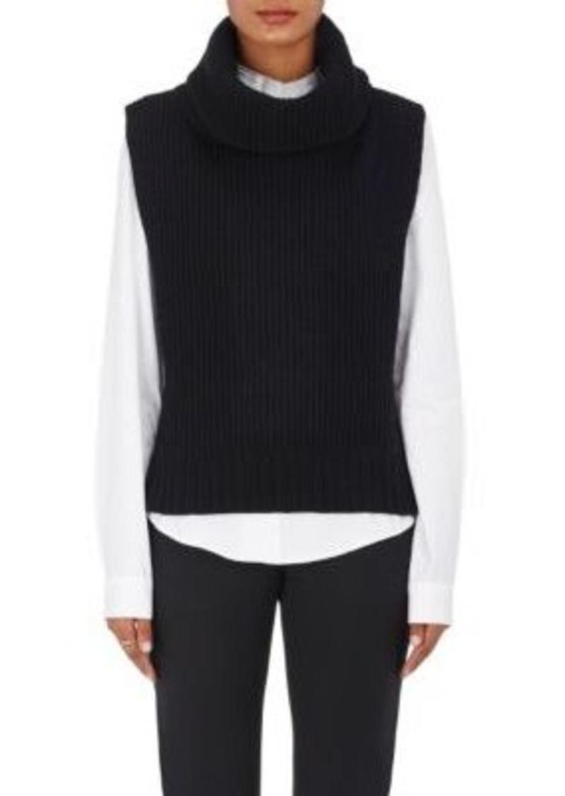 Barneys New York Barneys New York Women's Wool-Cashmere Turtleneck ...