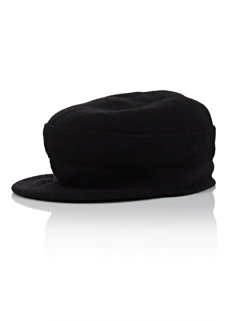 f4169fddaced9 Barneys New York Barneys New York Women s Wool Conductor Hat - Black ...
