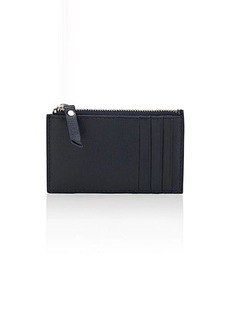 Barneys New York Women's Zip Card Case - Navy