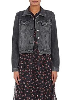 Barneys New York XO Jennifer Meyer Women's Denim Jacket