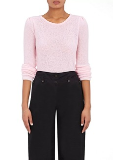 Barneys New York XO Jennifer Meyer Women's Pullover Sweater