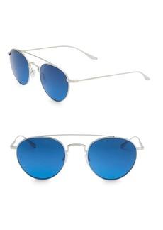 Barton Perreira 52MM Aviator Sunglasses
