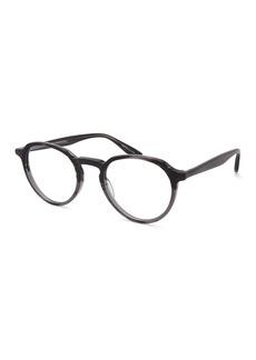 Barton Perreira Men's Archie Round Gradient Acetate Optical Frames