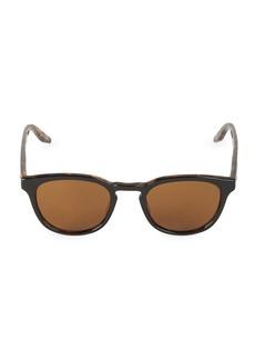 Barton Perreira Gellert 48MM Cat Eye Sunglasses