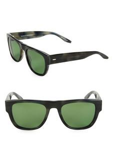 Barton Perreira Kahuna 54MM Rctangular Sunglasses