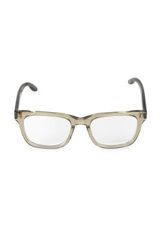 Barton Perreira Weller 52MM Square Optical Glasses