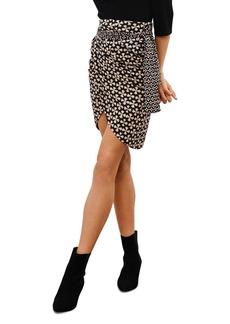 ba&sh Carmen Mini Wrap Skirt