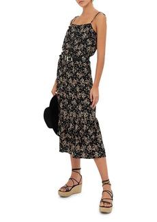 ba&sh Valou Midi Skirt