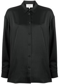 ba&sh Silver long-sleeve shirt