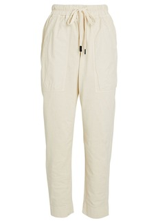 Bassike Double Jersey Tapered Pants