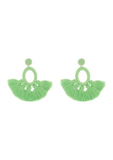 BaubleBar Abacos Tassel Statement Earrings