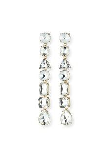 BaubleBar Alyssa Linear Drop Earrings
