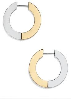 BaubleBar Ada Hoop Earrings