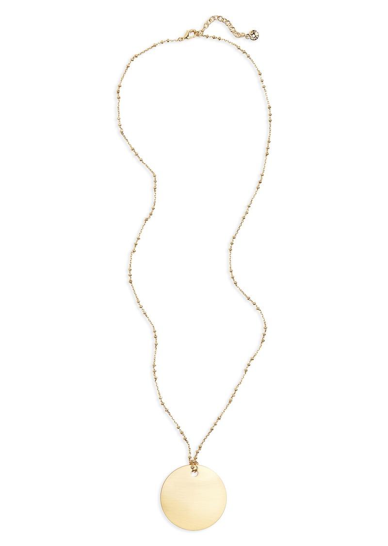 Ada Pendant Necklace