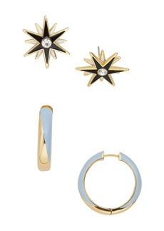 BAUBLEBAR Aiden Earrings, Set of 2