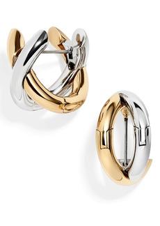 BaubleBar Aiko X-Hoop Earrings