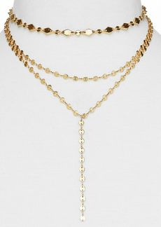 BAUBLEBAR Aimee Y Choker Necklace, 12""